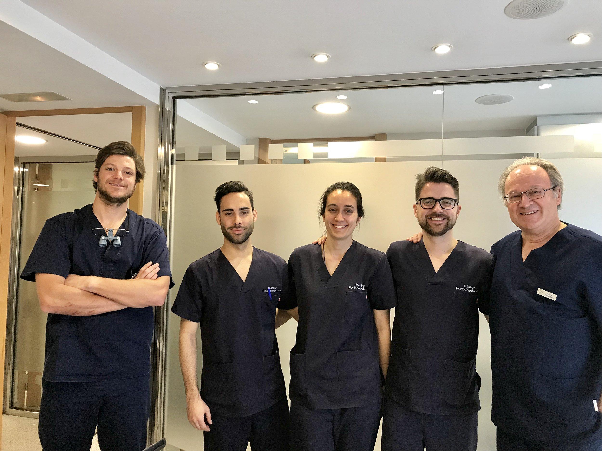estancia clinica master valencia