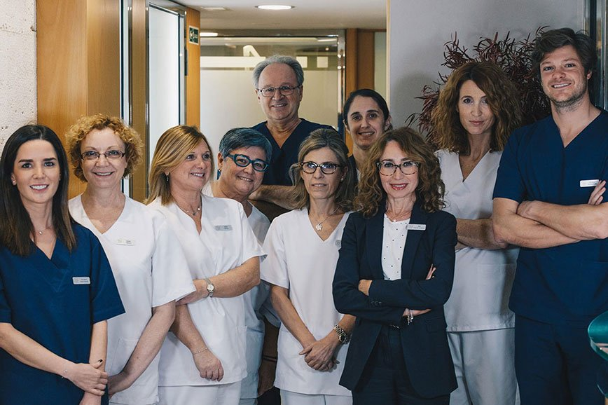 equipo humano clinica alcaraz